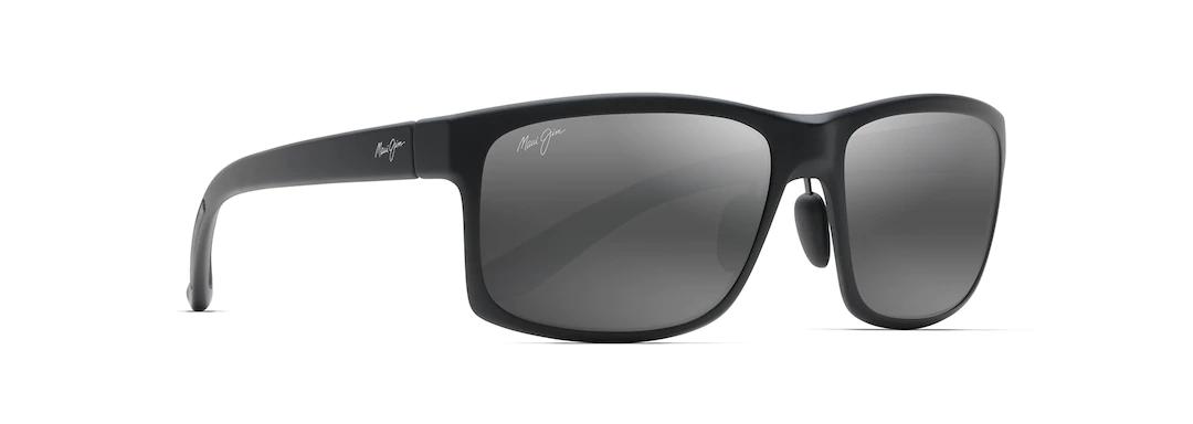 maui jim glasses pokowai arch model black color ottica in vista