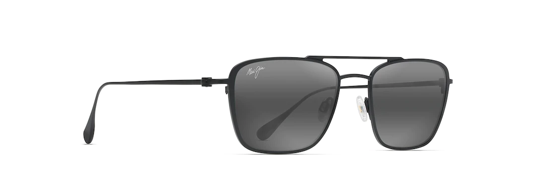 occhiale maui jim modello ebb e flow colore nero ottica in vista