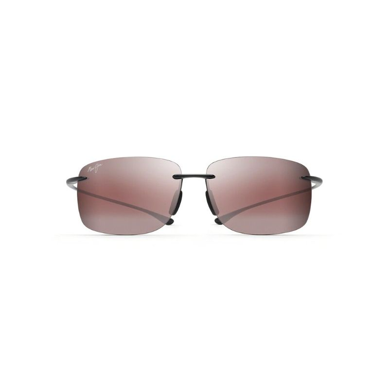 maui jim sunglasses hema model brown color ottica in vista