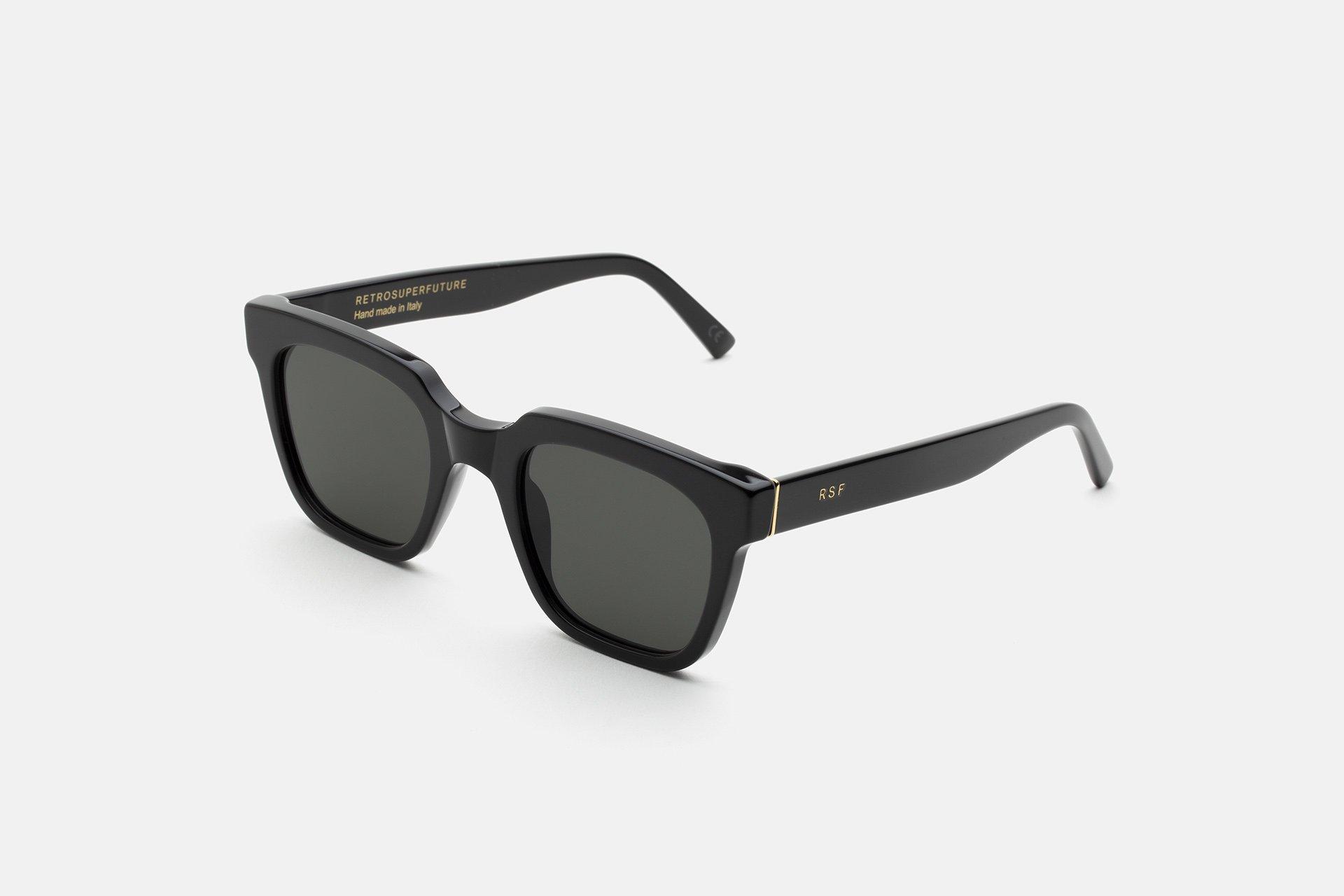 occhiale da sole super modello giusto colore black