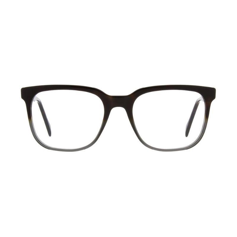 occhiale da vista andy wolf modello 4585 colore nero