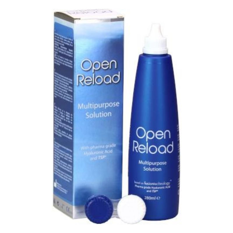 liquido lenti a contatto open reload 280 ml