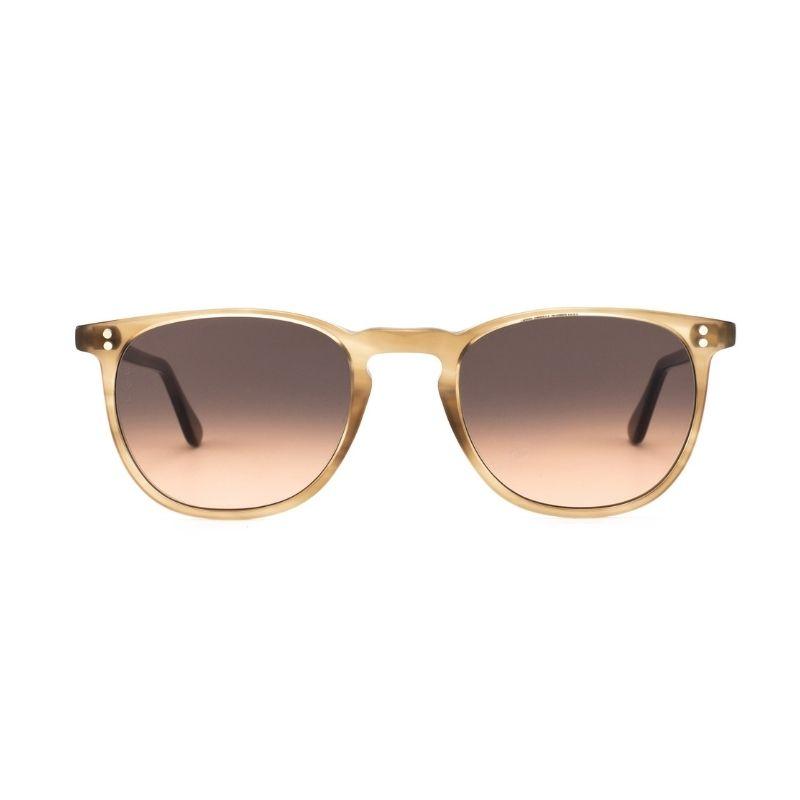 occhiale da sole lgr modello nubia colore havana camel
