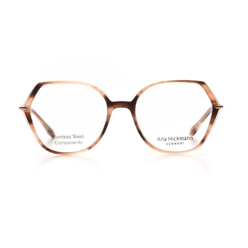 occhiale da vista ana hickmann modello ah6422 colore tartaruga