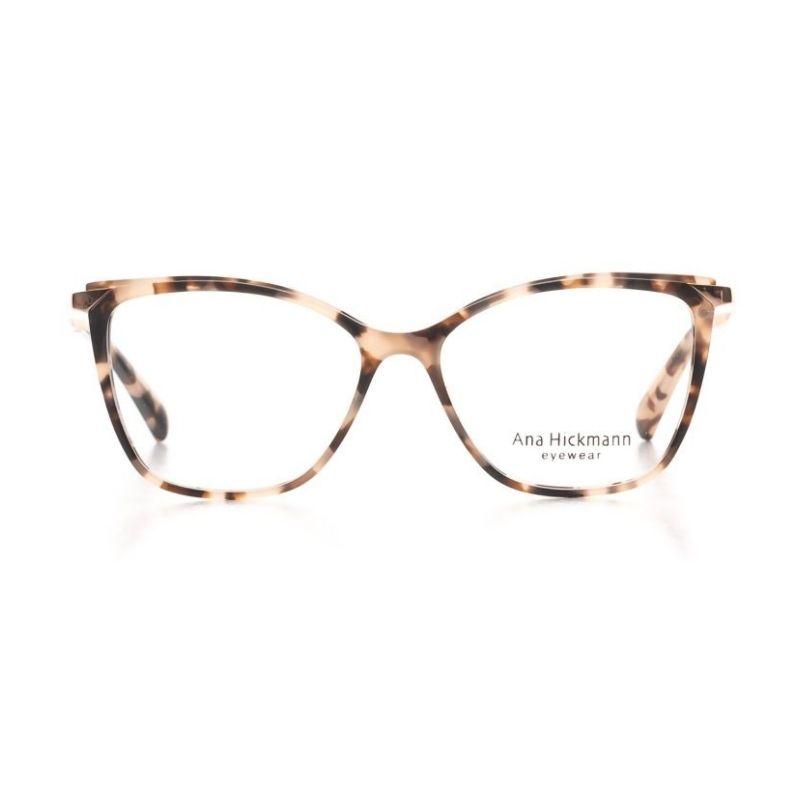 occhiale da vista ana hickmann modello ah6414 colore tartaruga
