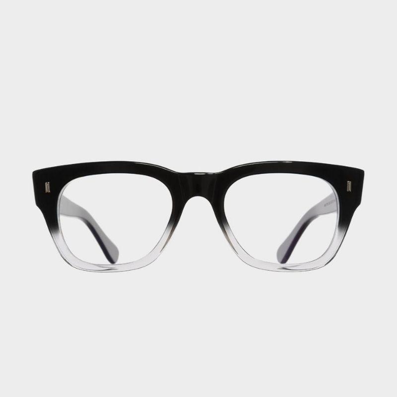 cutler and gross modello 0772v2 colore nero trasparente