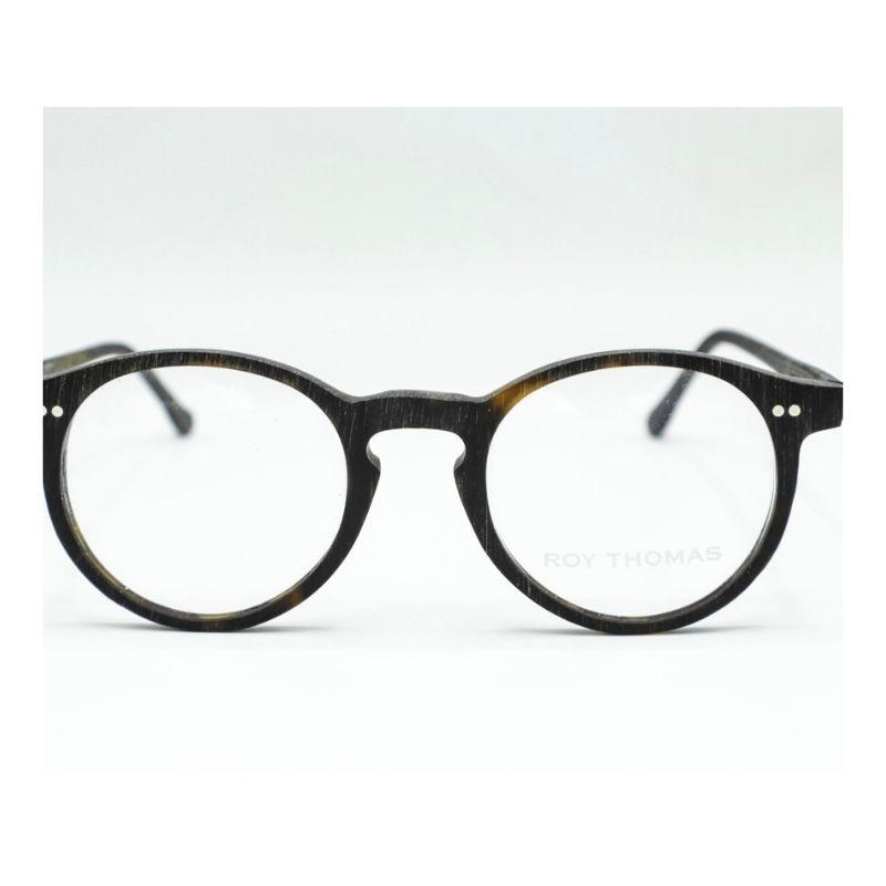 roy thomas occhiale da vista modello andrea tartaruga
