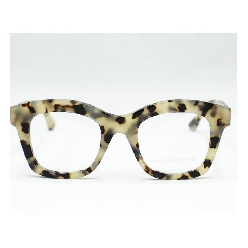 roy thomas occhiale da vista audrey colore marmo