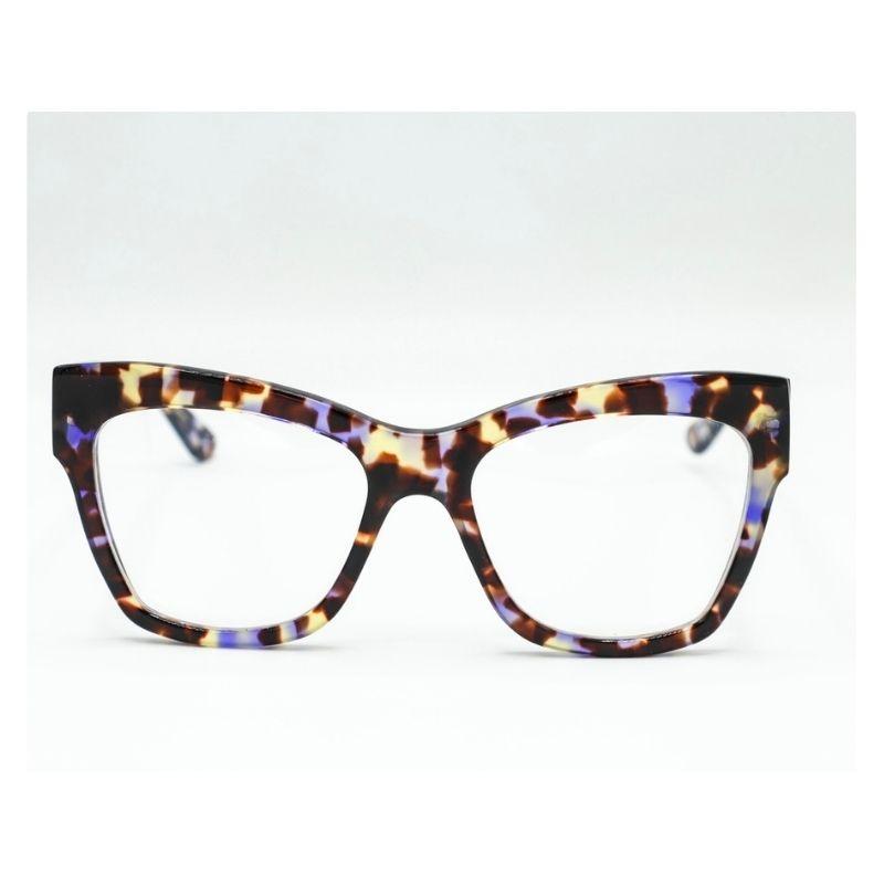 roy thomas future occhiale da vista modello eva colore maculato blu