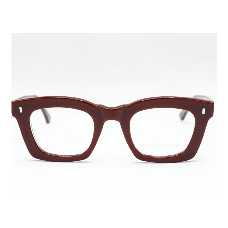 roy thomas occhiale da vista modello frida colore bordeaux