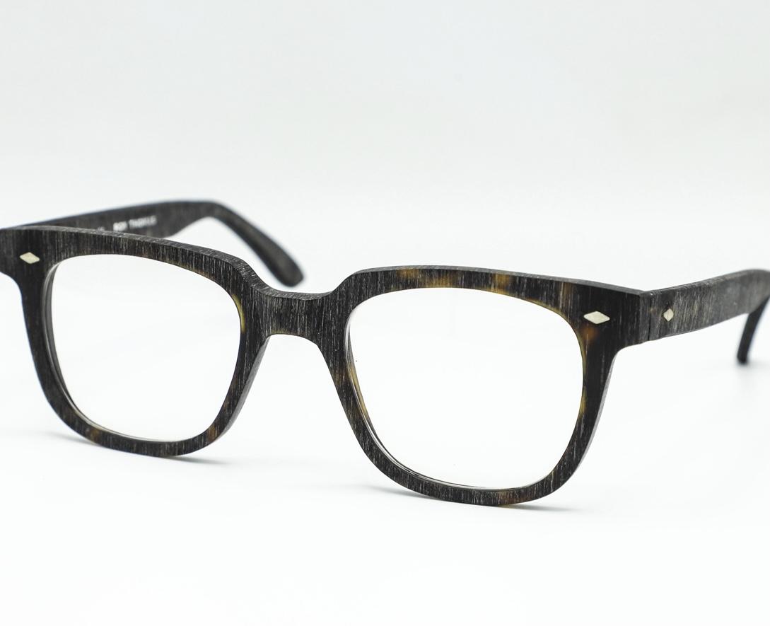 roy thomas occhiale da vista modello pino colore tartaruga